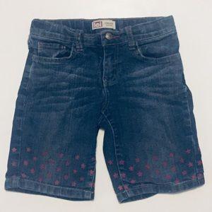 Lei Low Rise Girls Shorts